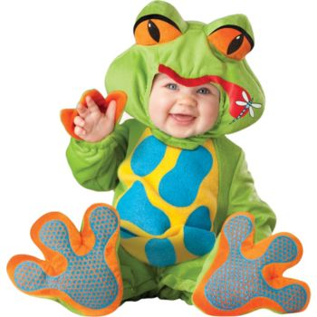 Lil' Froggy Infant  Toddler Costume