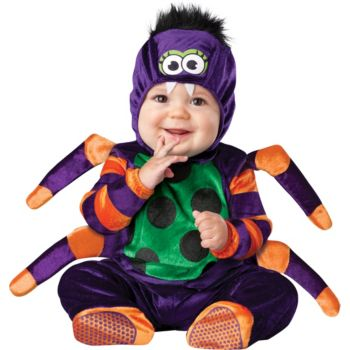 Itsy Bitsy Spider Infant  Toddler Costume
