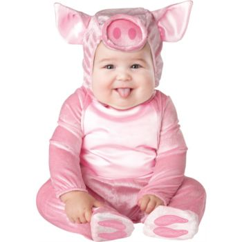 This Lil' Piggy Infant  Toddler Costume