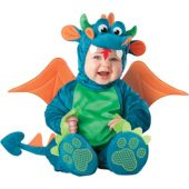 Dinky Dragon Infant  Toddler Costume
