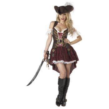 Sexy Swashbuckler Adult Costume
