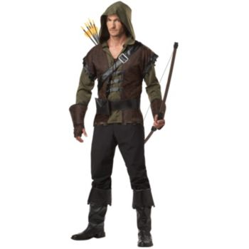 Robin Hood Hero Adult Costume