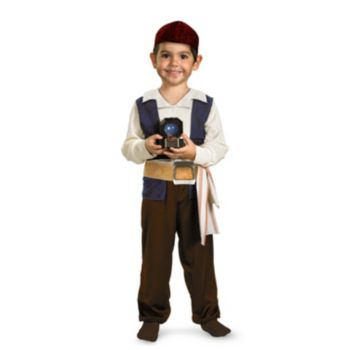 Pirates of the Caribbean 4 On Stranger Tides - Jack Sparrow Infant  Toddler Cos