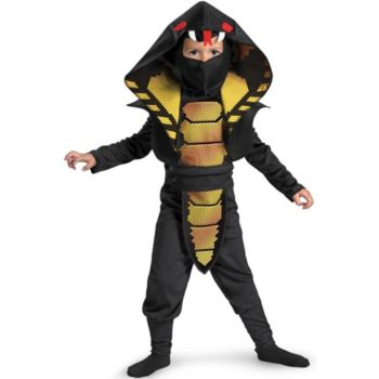Cobra Ninja Toddler  Child Costume