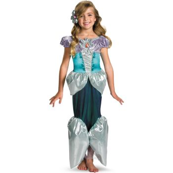 Disney Princess - Ariel Lame Deluxe Toddler  Child Costume