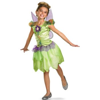 Disney Fairies - Tinker Bell Rainbow Classic Toddler  Child Costume