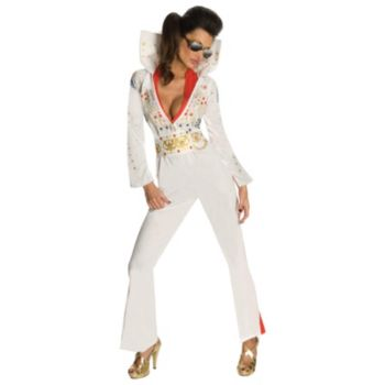 Secret Wishes Elvis Adult Costume