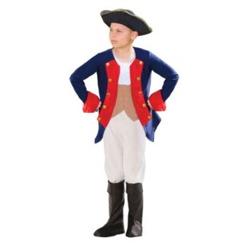 Patriot Soldier Boy Child Costume