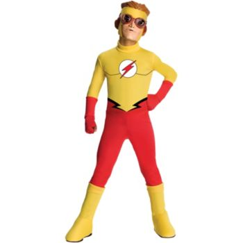 Young Justice - Kid Flash Child Costume