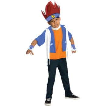 Beyblade - Gingka Hagane Child Costume