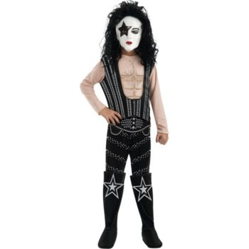 KISS - Starchild Deluxe Child Costume