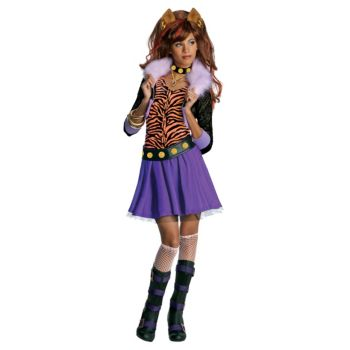 Monster High - Clawdeen Wolf Child Costume
