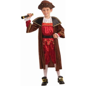 Columbus Child Costume