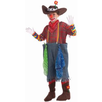 Rodeo Clown Child Costume