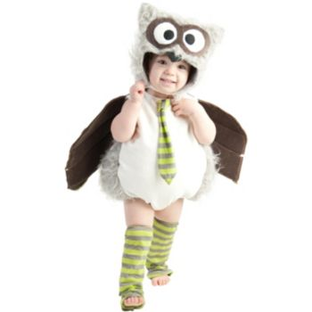 Owl Infant  Toddler Costume