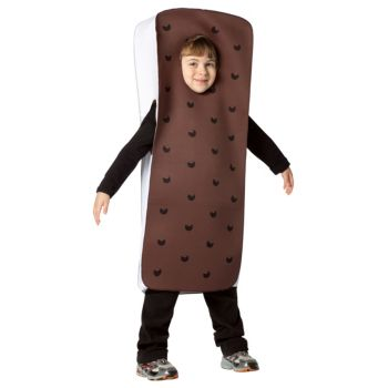 Ice Cream Sandwich Child Costume