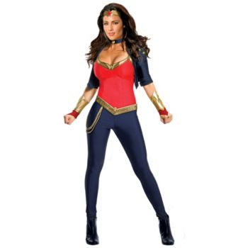 Adult Deluxe Wonder Woman Costume