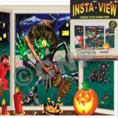 Crashing Witch View Decoration