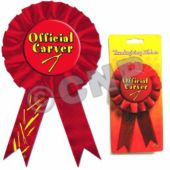 Official Carver Ribbon