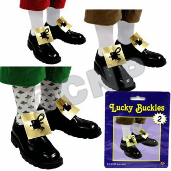 LUCKY SHOE BUCKLES