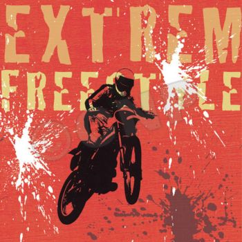 XTREME SPORTS LUNCH NAPKINS