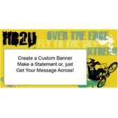 Xtreme Sports Custom Banner (Variety of Sizes)