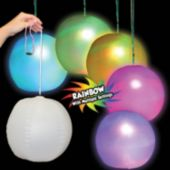 Multi-Color LED Beach Balls