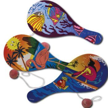 LUAU PADDLE BALLS