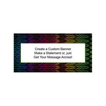 Neon Graffiti Custom Banner