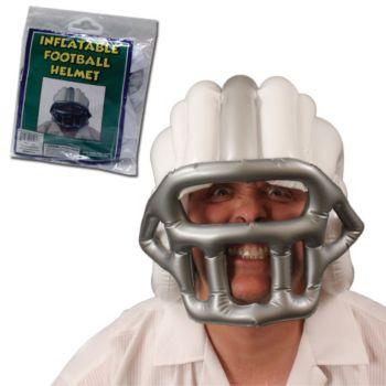 Inflatable Football Helmet Hat