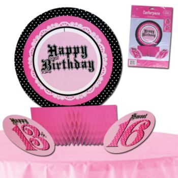 Birthday Centerpiece Kit