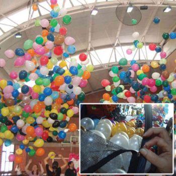 Balloon Drop Kit - 500 Balloons