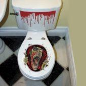 Zombie Toilet Topper