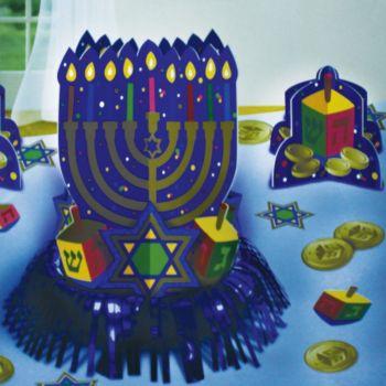 Hanukkah Table Decoration Kit