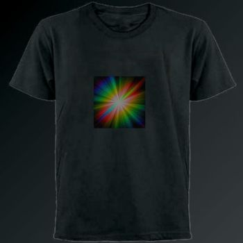 Star Light LED T-Shirt