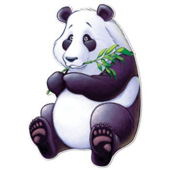 Panda Cutout