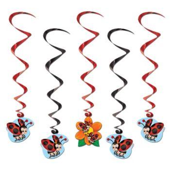 Ladybug Whirls