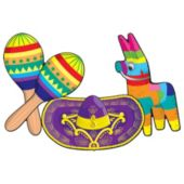 Fiesta Cutouts-3 Pack