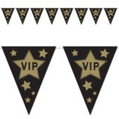VIP Pennant Banner Decoration