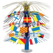 Nautical Flag Centerpiece-18""