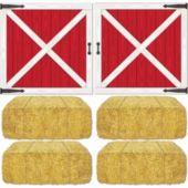 Loft & Hay Props