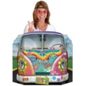 Hippie Bus Photo Prop