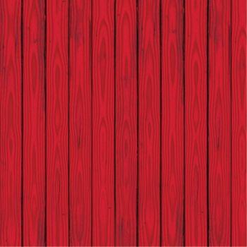 Red Barn Siding Scene Setter