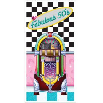 Fabulous 50's  Door Cover