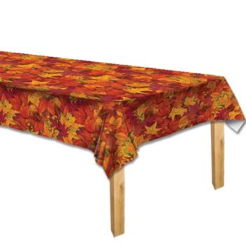 Fall Leaf  Table Cover