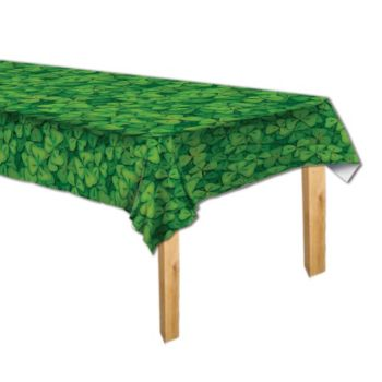 Shamrock Table Cover