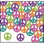 Peace Sign Confetti