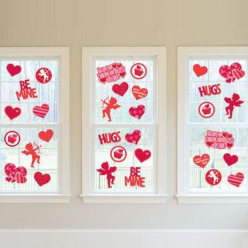 Valentine's Day  Vinyl Decorations