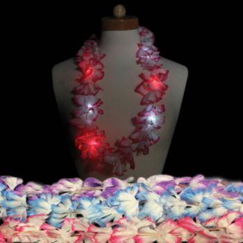 Light Up Flower Leis