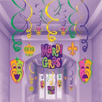 Mardi Gras  Mega Value Pack
